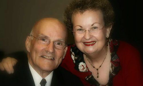 George and Sharon Stover - Pastors at Wellspring Ministries