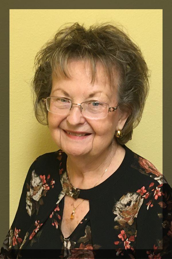 Pastor Sharon Stover